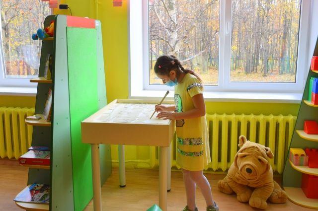 Для ребёнка любого возраста найдётся подходящая игровая зона.
