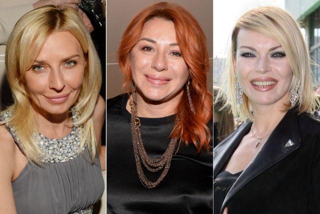 Татьяна Овсиенко, Алёна Апина, Лада Дэнс.