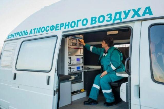В Оренбурге очистные сооружения канализации стали источниками выбросов.
