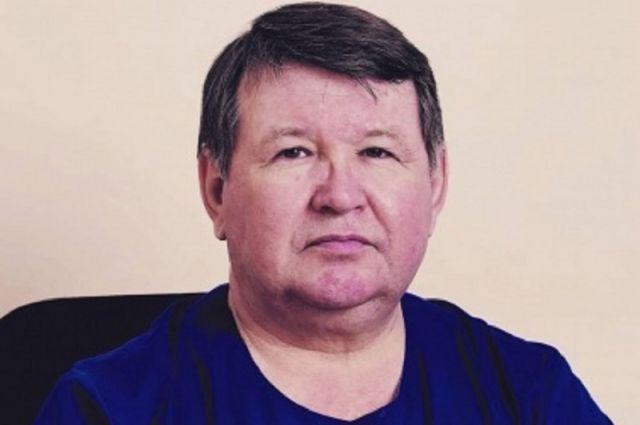 В Оренбурге простились с талантливым врачом-эндоскопистом Сергеем Шарифовичем Вагановым.