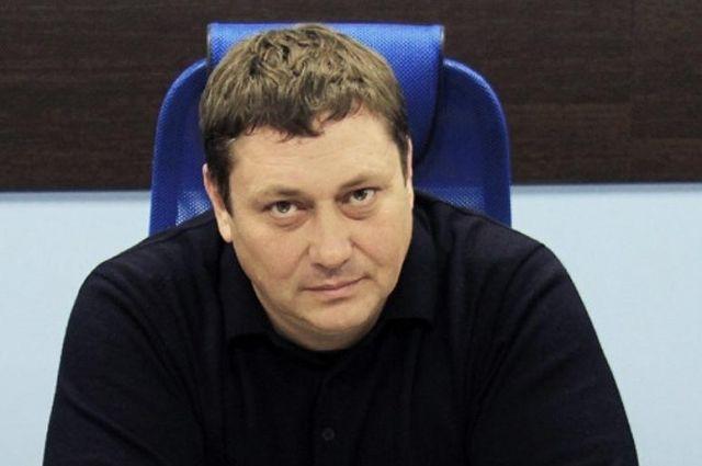 Уполномоченный по делам фермеров Вячеслав Легкодух.