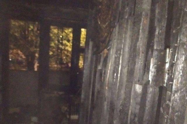 В Харькове в многоэтажном доме произошел пожар: есть погибший.