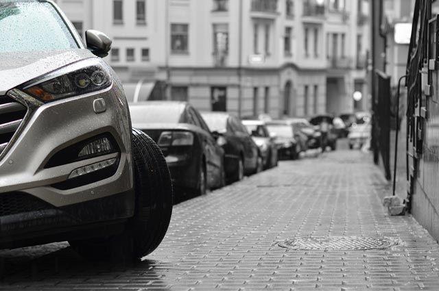 В Донском в микрорайоне Комсомольский появится новый тротуар