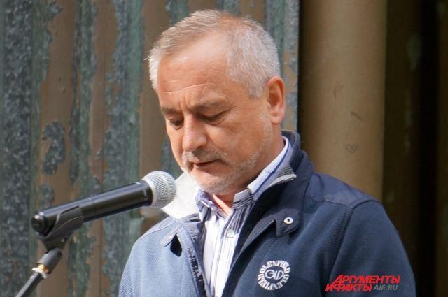 Кандидатуру Дашкевича уже поддержали краевые власти.