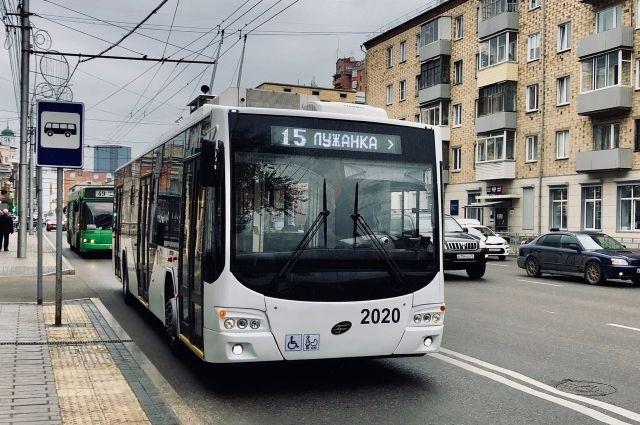 Маршрут №6 Свяжет ЖД вокзал с Предмостной площадью.