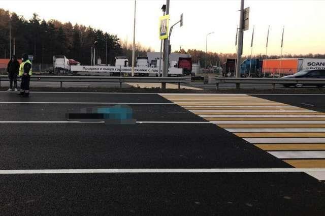 Молодой водитель «Газели» сбил насмерть 65-летнюю женщину под Уфой