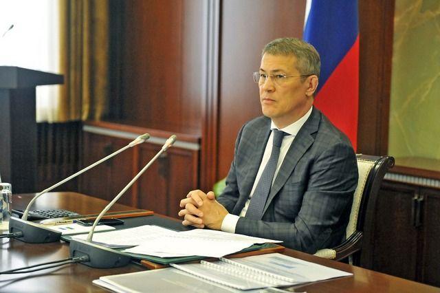 Глава Башкирии назвал текущую эпидобстановку чрезвычайной ситуацией