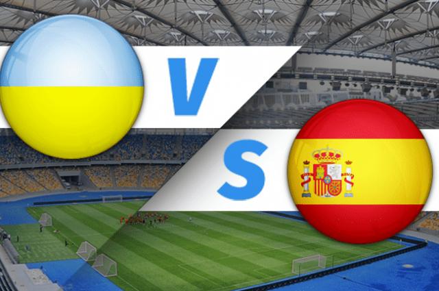 В Лиге наций УЕФА встретится сборная Украины против сборной Испании.