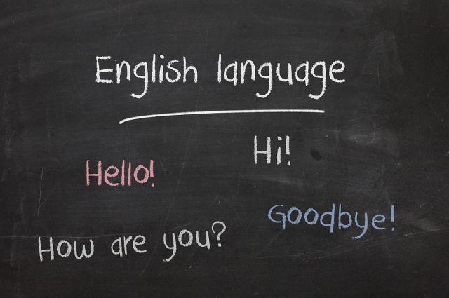 В первой половине дня все занятия проходят исключительно на английском языке