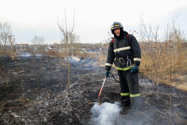До 15 октября в Тульской области сохранится высокая степень пожароопасности