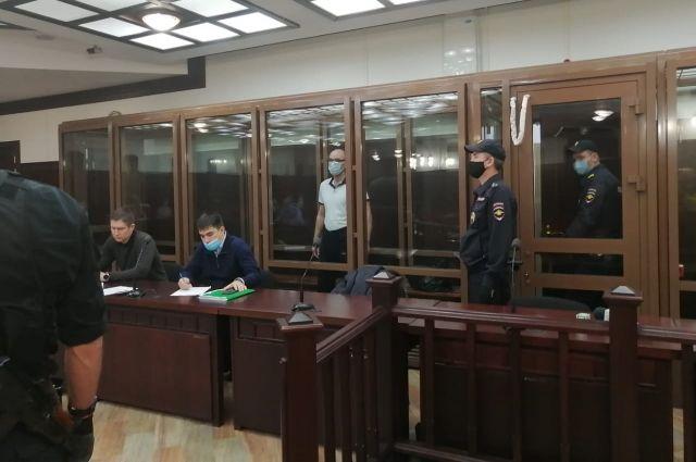 Алексею Назарову вынесли приговор.