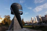 Официально памятник откроют 16 октября.