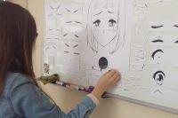 Взрослые рисуют автобиографические комиксы.