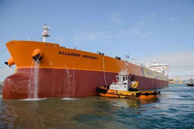 Пока первый танкер проходит ходовые, на «Звезде» заложили уже седьмой.
