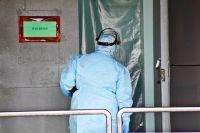 В поликлинике, где работала скончавшаяся женщина, побывал губернатор.