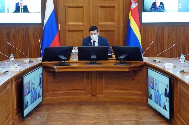Антон Алиханов: «Выход на плато по коронавирусу мы ожидаем в начале ноября»