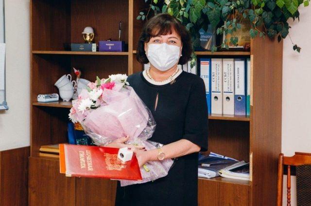 Марина Карпенко, начальник бюро цеха №22.