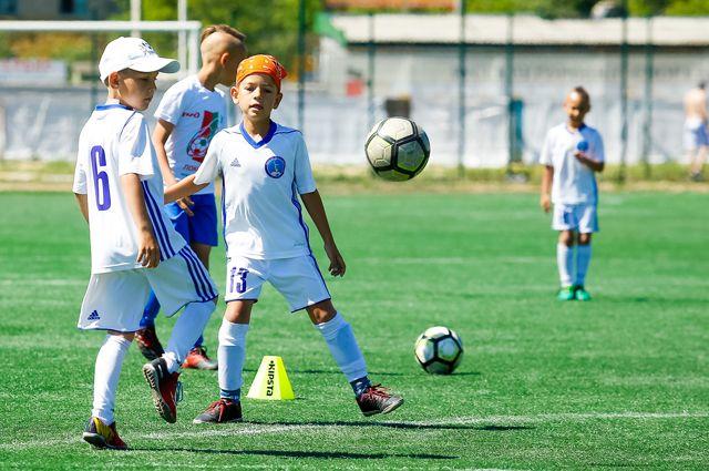 Дорога в спорт открыта для каждого юного жителя региона.