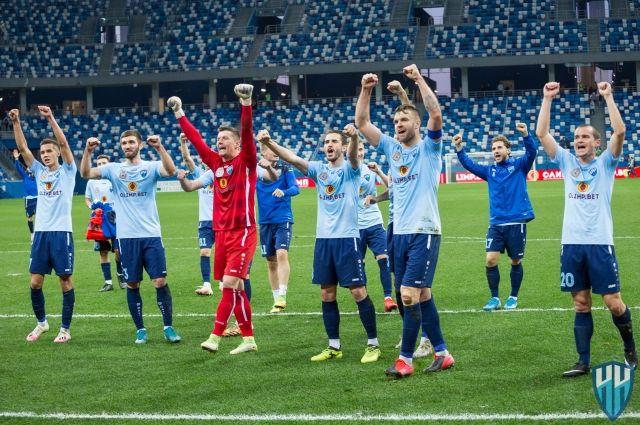 В матче с «Шинником» «Нижний Новгород» заиграл в другой футбол.