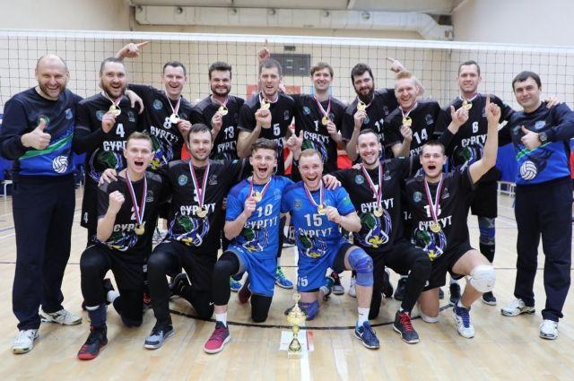 Сборная округа по волейболу среди слабослышащих – чемпион крупных спортивных форумов