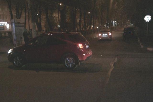 В Новомосковске женщина-водитель на Suzuki SX4 сбила мальчика на самокате