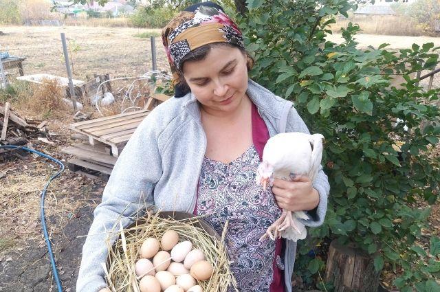 Надежда переехала в воронежский поселок из Владивостока.