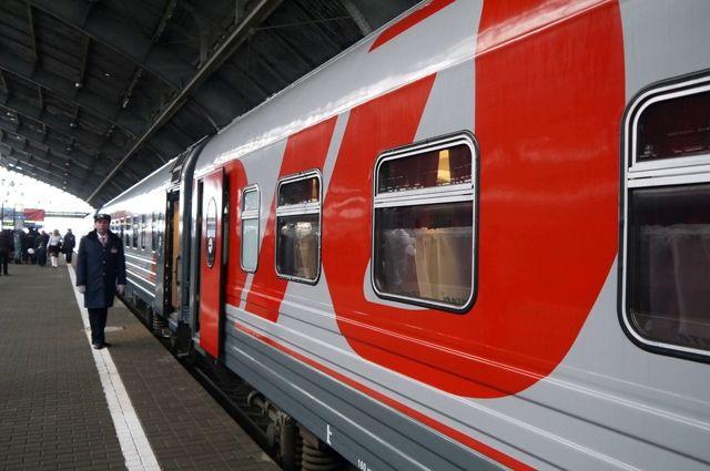 В октябре и ноябре изменится расписание поездов Санкт-Петербург – Калининград