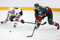 Казанские хоккеисты выглядели лучше во всех периодах