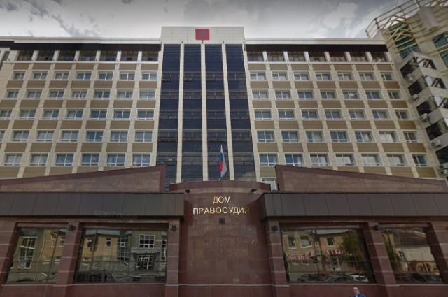 Тюменский суд ограничил доступ для граждан из-за коронавируса