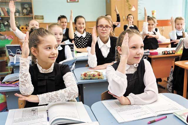 Занятия для учащихся всех 23 школ теперь проходят в одну смену