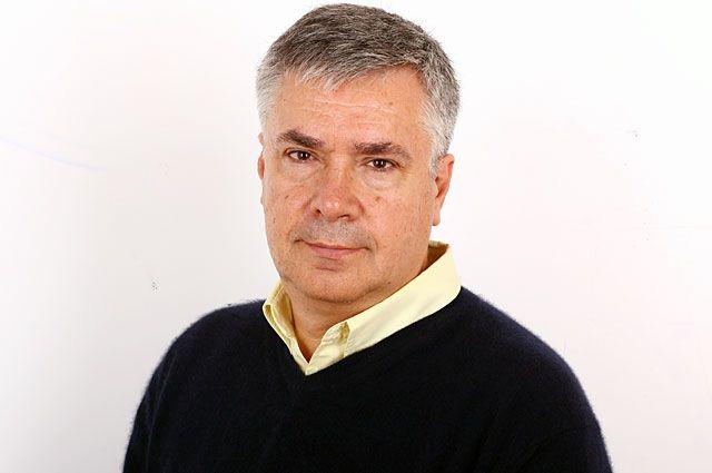 Владимир Трегубов.