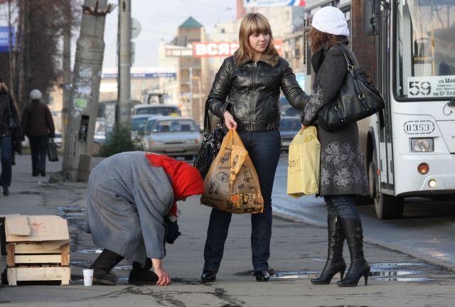 Согласно последним данным Росстата, за чертой бедности в стране проживают 18,6 млн граждан.