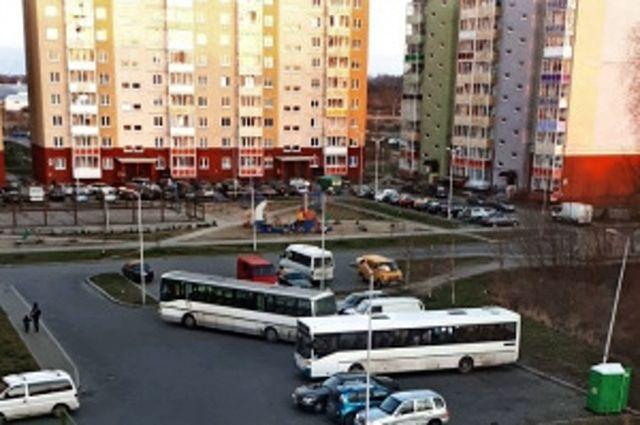 В Калининграде изменили маршруты автобусов №12 и №18