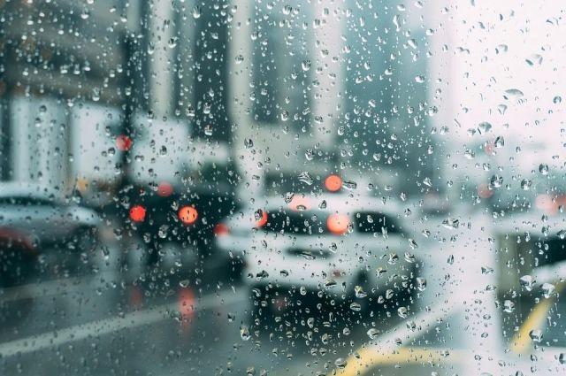 Дождливая погода сохраняется несколько недель