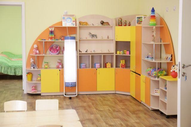 Новый детский сад рассчитан на 165 мест.
