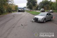 В Запорожье перевернулась маршрутка с пассажирами: пострадали три человека