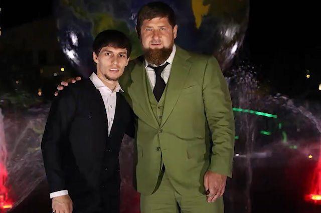 Приёмный брат Кадырова стал замом главы управления Роспотребнадзора по ЧР