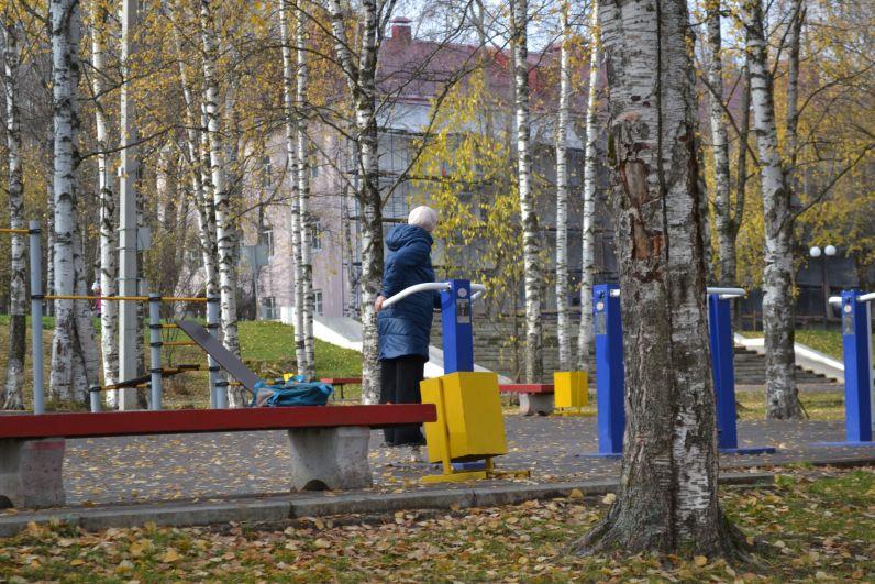 Сыктывкарцы  с удовольствием занимаются спортом.