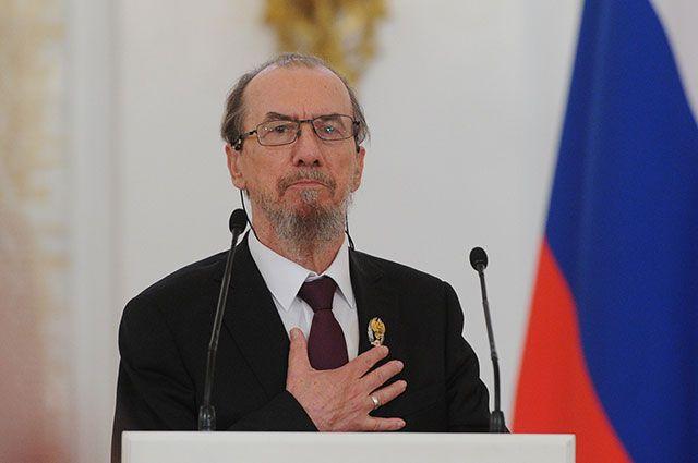 Художественный руководитель Кубанского казачьего хора Виктор Захарченко.