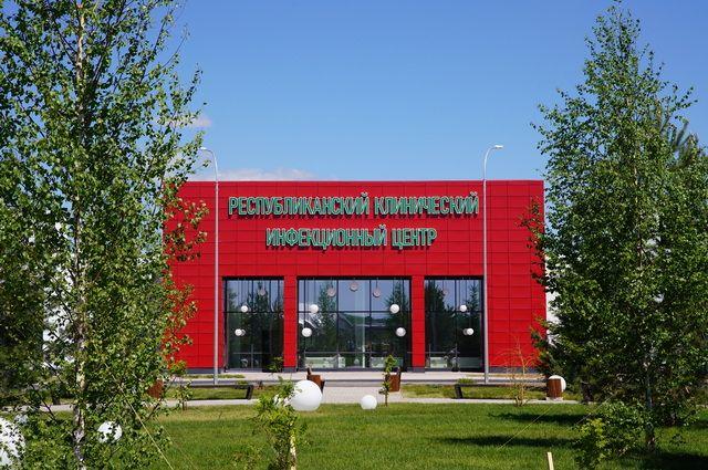 Почти тысяча жителей Башкирии болеют COVID-19