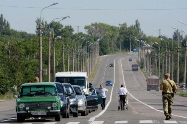 В ОРДО рассказали о пропуске людей на КПП в Еленовке
