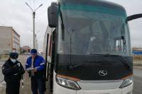 В Новом Уренгое наказали водителя незаконно переоборудованного автобуса
