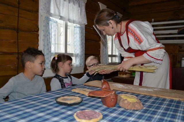 Ко Всемирному дню хлеба посетителей пригласили на большой «Праздник Хлеба».