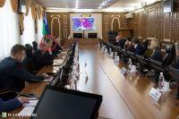 Заседание в администрации Нижневартовска