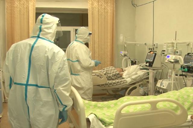 В Калининграде на сегодняшний день свободны 382 койки для больных коронавирусом