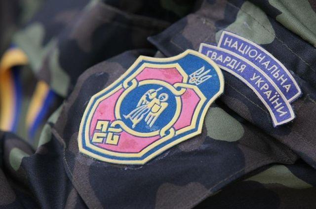 В Сумской области нацгвардейца подозревают в умышленном убийстве