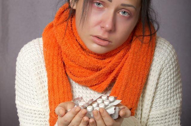 В Роспотребнадзоре тюменцам рассказали, как защититься от гриппа