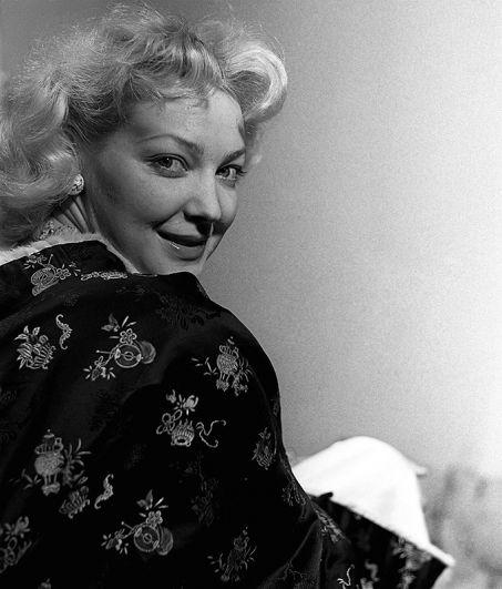 Ирина Скобцева, 1956 год.