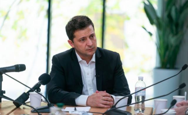 Зеленский объявил о строительстве двух военно-морских баз