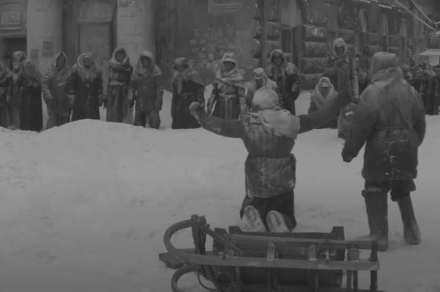Фильм рассказывает о событиях февраля 1942 года, разворачивающихся в Ленинграде.